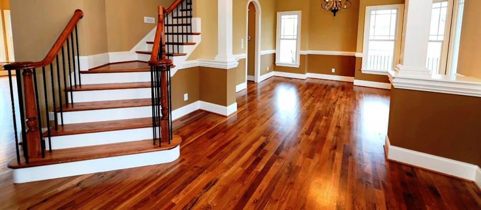 hardwood flooring picture
