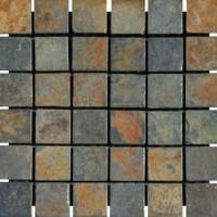 china Multcolor 2x2 Mosaics